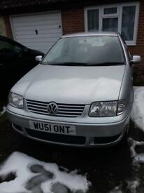VW Polo SPARES/REPAIRS