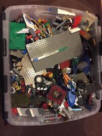 Box of Lego/megablox 10kg