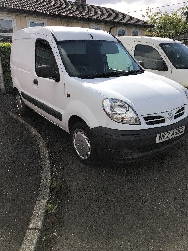 Van for sale- Nissan Diesel 2004 Reduced to £850 ONO