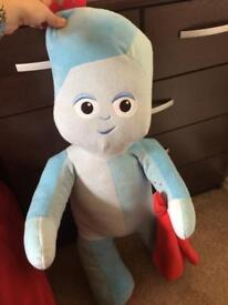 Large Iggle Piggle - In The Night Garden