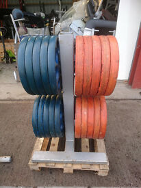 Ivankho Weight Plates