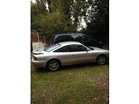 RARE GEM: Sleek Silver 1996 Mazda MX6 2.5l V6i, very fast still turns heads