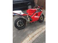 Ducati 748 Biposto 1998