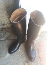 RIDING BOOTS, CASUAL KNEE LENGTH BOOTS & MEN'S GOLF SHOES