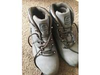 Groundwork steel toecap boots