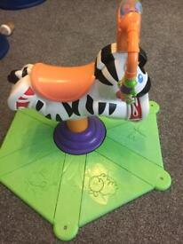 Fisher price Bouncing Zebre