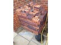 Red Bricks Approx 290