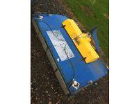 Port Agric Cutlass 7ft Roller Mower