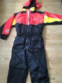 Sundridge Professional floatation suit