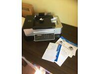 Dell All in 1 inkjet printer v505