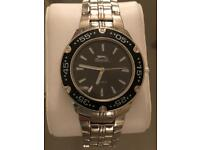 Mans Slazenger watch