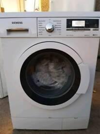 Siemens washing machine 7kg capacity