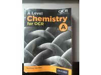 OCR Chemistry A-Level Textbook