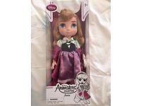Brand new boxed Disney store Sleeping Beauty doll