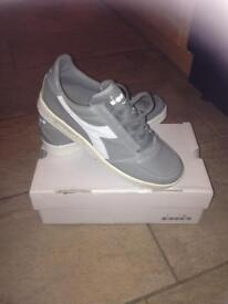 Diadora size 9 limited edition trainers