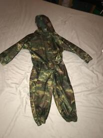 Rainsuit/Puddlesuit - 3-4 years - Wetplay