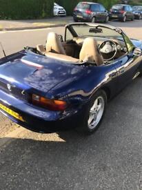 1999 BMW Z3 1.9 engine