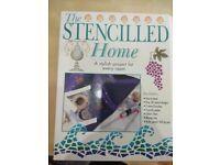 Stencil home kit - NEW in box