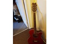 Coban Electric / Acoustic Guitar