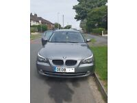 BMW 5 Series 2.0 520d SE 4dr 2008