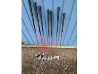 Boys golf clubs
