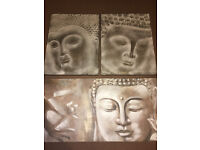 buddha canvas picture