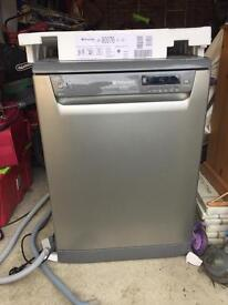 Spares or Repair Hotpoint Ultima in Graphite Dishwasher