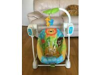 Fisher Prize Baby swing & Seat