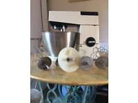Kenwood Chef and attachments