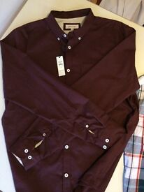 Men's River Island shirt size M never worn still with tag as new