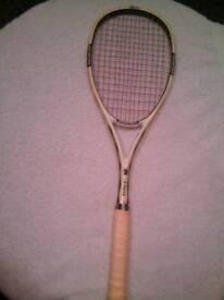 Black knight x force squash racket