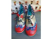 Irregular choice poetic licence shoes