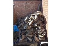 Rubble free to collector - Large quantity of broken paving slab
