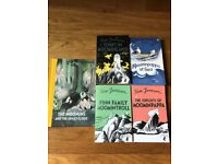 Moomins Set of 5 Books