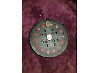 Still water trouth line shooter reel
