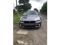 Bmw F10 520d Grey 2011 DAMAGED REPAIRED REPAIRABLE