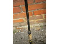 A SHAKESPEAR FLY ROD IN VERY GOOD CONDITION