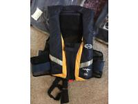 Adult automatic life jackets x 3
