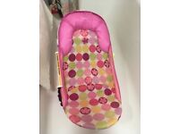 0-3 months baby clothes, 0-6 sleeping bag and baby bath seat