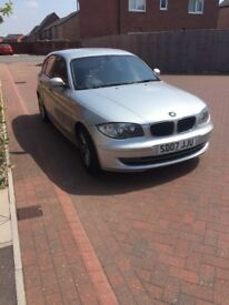 BMW 1 series SE 1.6L 2007 - LOWERED PRICE - may PX