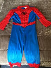 Spider-Man costume age 5-6