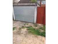 Sectional garage for sale.