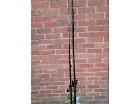 carp rod and bait runner rel