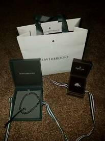 silver ring and micheal kors bracelet