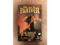 Black Panther - The Complete Collection Vol 1