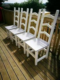 Shaker style kitchen chairs