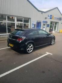 Vauxhall Astra 2.0l turbo