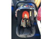 Cosatto Giggle 3in1 travel system