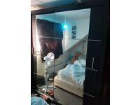 Mirror Slider Wardrobe