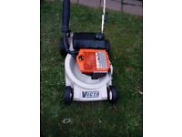 Victa aluminium deck commercial mulching lawnmower